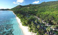 Rejser til Hilton Seychelles Labriz Resort & Spa, Seychellerne - Blixen Tours Voyage Seychelles, Seychelles Resorts, Seychelles Beach, Seychelles Islands, Seychelles Wedding, Luxury Beach Resorts, Luxury Spa, Hotels And Resorts, Best Hotels