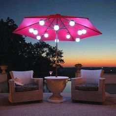 Superb Idea Patio Umbrellas With Solar Powered Lights For Lovely Solar Umbrella  Lights Or Patio Umbrella Lights Ideas Patio Umbrellas With Solar Powered  Lights ...
