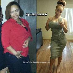She decided that she wanted to wow her husband, who is in the military, when he returned from Korea so she decided to release the weight. Check out her story. #FITNESSPICTURES