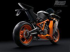 KTM Sport Bike