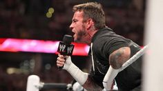 WWE.com: CM Punk vs. Curtis Axel: photos #WWE