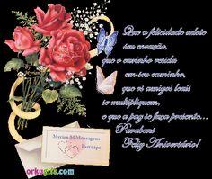 Que a felicidade adote seu coração, que o carinho resida em seu caminho, que os amigos leais se multipliquem, e que a paz se faça presente... Parabéns! Feliz Aniversário!