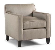 The Hillsboro Chair. Inspired by Jean Michel Frank. Perfect in pairs.