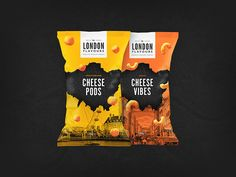 London Flavours Cheese Snacks by Olly Sorsby #Design Popular #Dribbble #shots