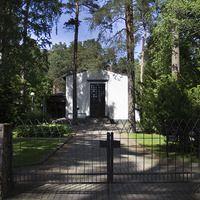 Vanhan hautausmaan kappeli