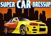 super car dressup game, super car dressup oyna, Araba Modifiye Et oyunu oyna