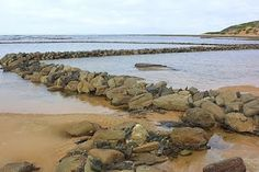 Ancient fish traps, Still Bay, South Africa Places To See, Places Ive Been, Ancient Fish, Seaside Towns, Nature Reserve, Live Life, South Africa, Scenery, Coast