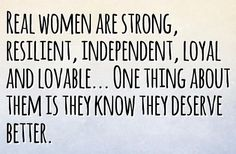 Real Women Empowerment Quotes