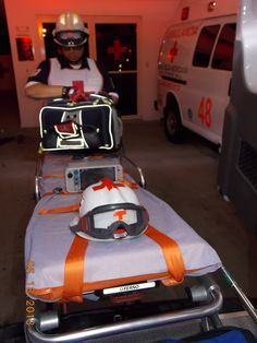 Cruz Roja Mexicana, Delegación Allende, Nuevo León OMNI Pro EMS de Meret y Holster PPE Pro Fire de Meret. EMS México     Equipando a los Profesionales