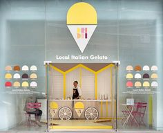 CREATIVE RETAIL SPACE / GELATO