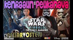 Kenraalin pelikanava - Katsauksessa Pinball FX3 The Force Awakens DLC paketti