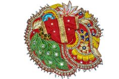Laddu Gopal Dress Laddu Gopal Dresses, Ladoo Gopal, Winter Collection, Krishna, Designer Dresses, Captain Hat, Embroidery, Summer Dresses, Outfit