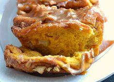 Caramel Apple Pumpkin Pull Apart Bread http://www.tastespotting.com/tag/pull+apart gave me too many recipes to choose from