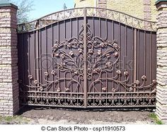 Iron gates Stock Photos and Images. 9,212 Iron gates pictures and royalty free photography available to search from thousands of stock photo...
