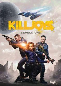 DVD: Killjoys - Season one