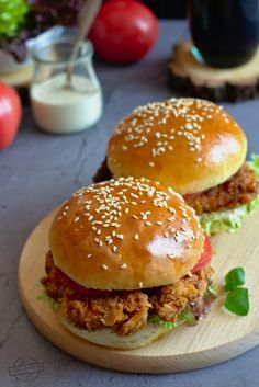 Kfc, Cravings, Fries, Sandwiches, Cooking Recipes, Tasty, Chicken, Ethnic Recipes, Food