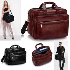 New pilot #business #executive briefcase laptop work bag #shoulder messenger , View more on the LINK: http://www.zeppy.io/product/gb/2/291638629404/