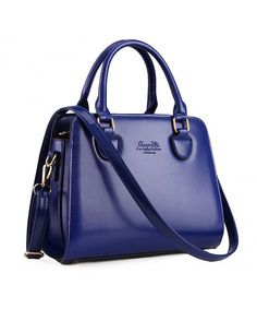 Buy Women PU Leather Designer Tote Handbags Shoulder Bags for Work on Clearance (Blue) - Blue - and More Fashion Bags at Affordable Prices. Latest Handbags, Hobo Handbags, Shoulder Handbags, Fashion Handbags, Purses And Handbags, Fashion Bags, Hobo Bags, Shoulder Bags, Women's Bags