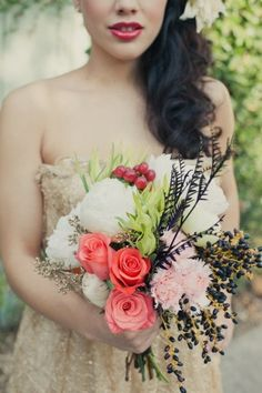57 Popular Bouquet Ideas /// photo by: Charlie and Olivia