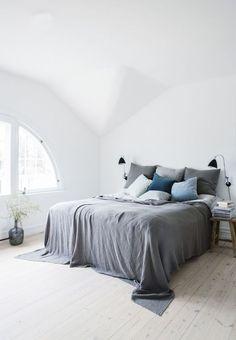 Kleine slaapkamer inrichten: 15 handige tips! | Pinterest | Bedrooms ...