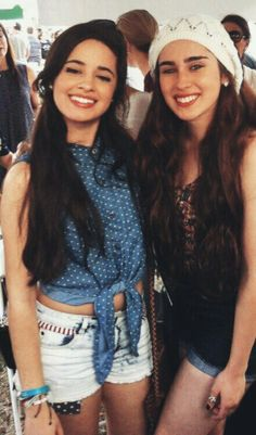 Camila Cabello and Lauren Jauregui Shawn Mendes, Fifth Harmony Camren, Bae, Camila And Lauren, Dinah Jane, Beautiful Love Stories, She Song, Role Models, Lgbt