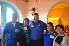 Starting its own diversity committee Greater Houston Dental Society shares lessons learned  Diversity: From left Drs. Akbar Ebrahimian Gargi Mukherji Victor Rodriguez Michelle Aguilos Thompson and Maryam Tabrizi pose for photo during a Greater Houston Dental Society Diversity Committee event held May 25 in Houston. The Diversity Committee Fiesta event was one of the first social gatherings organized by the Diversity Committee which Dr. Rodriguez as GHDS president in 2016 helped create with…
