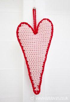 crochet-skinny-heart tutorial