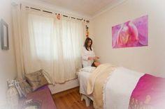 Healing Room www. Reiki Room, Massage Room, Pallet Furniture, Toddler Bed, Healing, Wicca, Pagan, Chakras, Inspiration