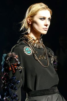 Lanvin | Fall 2013 Ready-to-Wear Collection | Style.com