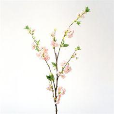 Distinctive Designs DL-820-CRPK DIY Flower Medium Cream Pink Pear Cherry Blossom Spray (Set of 12) - Decor Universe