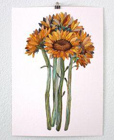 Сегодня мне очень хочется показать вам вдохновляющие работы одной замечательной художницы из Северной Калифорнии. Ее зовут Marisa Redondo и в ее работах все очарование природы и ее естественных красок. Смотрите с…