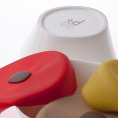 Wrap Bowl | Kanae Design Labo 塚本カナエのテーブルウェア-磁器、陶器、漆器、ガラスなど