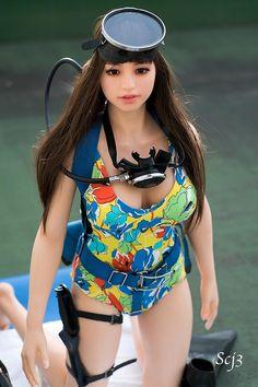 nana in wetsuits Bikinis, Swimwear, Comic Books Art, Snorkeling, Underwater, Diving, Tankini, Deep, Girls