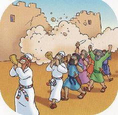 De strijd om Jericho