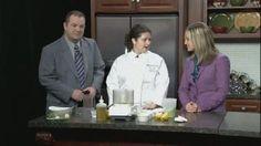 WICS NewsChannel 20 : News : Features : Recipies :: Curry Edamame Hummus