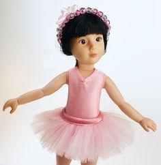Kruseling LUNA Ballerina 2