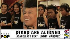 Stars Are Aligned - Acapellago & Jimmy Marquez (Official Music Video) PHILPOP 2016