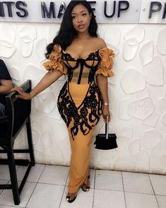 Best African Fashion Ankara And Aso Ebi Styles in 2020 Lace Gown Styles, Aso Ebi Lace Styles, African Lace Styles, Latest Aso Ebi Styles, African Lace Dresses, Latest African Fashion Dresses, African Print Fashion, African Prints, Fashion Prints