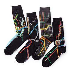 City Transit Socks