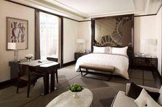 The Peninsula Hotel Paris unveils rooms (opening August 2014)