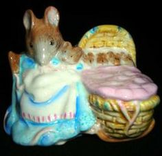 Royal Albert China - Special Collections - Beatrix Potter Figurines