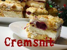 Krispie Treats, Rice Krispies, Romanian Desserts, Puff Pastry Recipes, Sweets Recipes, Caramel, French Toast, Restaurant, Breakfast