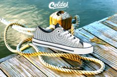 Casual high quality canvas shoes with famous destinations from around the world. Marine Rope, Chuck Taylor Sneakers, Greece, Canvas, Shoes, Greece Country, Tela, Zapatos, Shoes Outlet