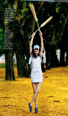 Náutico Francia en Revista Elle
