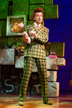 Mr Wormwood performing in Matilda the Musical. http://www.theatrepeople.com/shows/matilda-the-musical