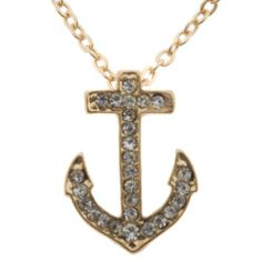 "Dainty & Delicate Womens Anchor 18"" Necklace with Rhinestones Value Line,http://www.amazon.com/dp/B0089NMFIA/ref=cm_sw_r_pi_dp_z-3Gsb1ZTAM3FM9Y"