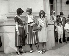 First miss america pagent in 1921