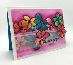 Amazing creation by Kathy Racoosin using brand New Simon Says Stamp from the Hop To It release.