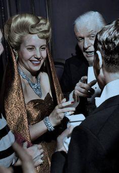 Evita Perón (Rare pictures)