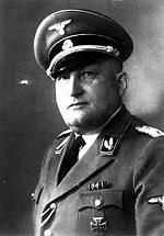 Richard Glücks (help·info) (April 22, 1889, Odenkirchen, Rhine Province – May 10, 1945) was a high-ranking Nazi official. He attained the rank of a SS-Gruppenführer and a Generalleutnant of the Waffen-SS and from 1939 until the end of World War II was the head of Amt D: Konzentrationslagerwesen of the WVHA; the highest-ranking Concentration Camps Inspector in Nazi Germany.